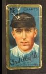 1911 T205  Fred Merkle  Front Thumbnail