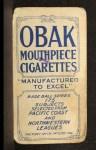 1910 T212 Obak VER Brown  Back Thumbnail