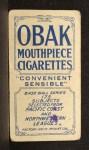 1910 T212 Obak xOLD Davis  Back Thumbnail