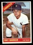 1966 Topps #323  Ray Barker  Front Thumbnail