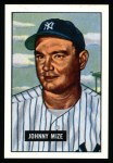 1951 Bowman REPRINT #50  Johnny Mize  Front Thumbnail