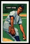 1951 Bowman REPRINT #73  Tommy Byrne  Front Thumbnail