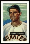1951 Bowman REPRINT #93  Danny O'Connell  Front Thumbnail