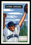 1951 Bowman REPRINT #60  Chico Carrasquel  Front Thumbnail
