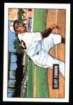 1951 Bowman Reprints #244  Cliff Fannin  Front Thumbnail