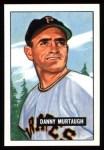 1951 Bowman REPRINT #273  Danny Murtaugh  Front Thumbnail