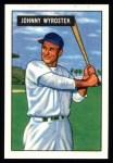 1951 Bowman REPRINT #107  John Wyrostek  Front Thumbnail