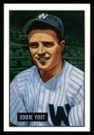 1951 Bowman REPRINT #41  Eddie Yost  Front Thumbnail