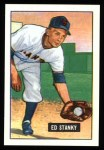 1951 Bowman Reprints #13  Eddie Stanky  Front Thumbnail