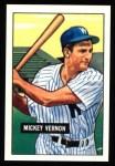 1951 Bowman REPRINT #65  Mickey Vernon  Front Thumbnail