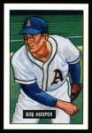 1951 Bowman REPRINT #33  Bob Hooper  Front Thumbnail