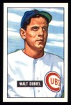 1951 Bowman REPRINT #283  Walt Dubiel  Front Thumbnail