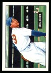 1951 Bowman Reprints #231  Luis Aloma  Front Thumbnail