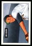 1951 Bowman Reprints #61  Jim Hearn  Front Thumbnail