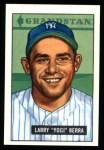 1951 Bowman REPRINT #2  Yogi Berra  Front Thumbnail