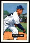 1951 Bowman Reprints #267  Ken Holcombe  Front Thumbnail