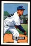1951 Bowman REPRINT #267  Ken Holcombe  Front Thumbnail