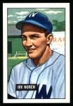 1951 Bowman REPRINT #241  Irv Noren  Front Thumbnail