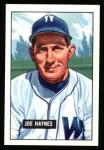 1951 Bowman REPRINT #240  Joe Haynes  Front Thumbnail