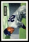 1951 Bowman REPRINT #97  Bob Kuzava  Front Thumbnail