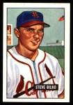 1951 Bowman REPRINT #265  Steve Bilko  Front Thumbnail