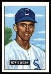 1951 Bowman Reprints #123  Howie Judson  Front Thumbnail