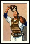 1951 Bowman REPRINT #82  Joe Tipton  Front Thumbnail