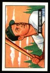 1951 Bowman REPRINT #17  Pete Castiglione  Front Thumbnail
