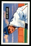 1951 Bowman REPRINT #57  Alex Kellner  Front Thumbnail