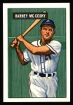 1951 Bowman REPRINT #84  Barney McCoskey  Front Thumbnail