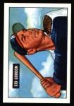 1951 Bowman REPRINT #19  Sid Gordon  Front Thumbnail