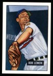 1951 Bowman REPRINT #53  Bob Lemon  Front Thumbnail