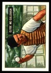 1951 Bowman REPRINT #94  Clyde McCullough  Front Thumbnail