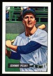 1951 Bowman REPRINT #15  Johnny Pesky  Front Thumbnail