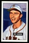 1951 Bowman REPRINT #67  Roy Sievers  Front Thumbnail
