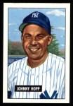 1951 Bowman REPRINT #146  Johnny Hopp  Front Thumbnail