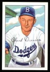 1952 Bowman REPRINT #188  Chuck Dressen  Front Thumbnail