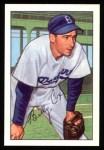 1952 Bowman REPRINT #152  Billy Cox  Front Thumbnail