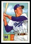 1952 Bowman REPRINT #116  Duke Snider  Front Thumbnail