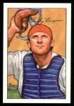 1952 Bowman REPRINT #112  Smoky Burgess  Front Thumbnail