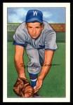 1952 Bowman REPRINT #87  Mickey Vernon  Front Thumbnail