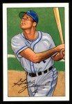 1952 Bowman REPRINT #82  Gus Zernial  Front Thumbnail