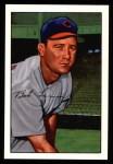 1952 Bowman REPRINT #23  Bob Lemon  Front Thumbnail