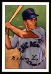 1952 Bowman REPRINT #21  Nellie Fox  Front Thumbnail