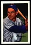 1952 Bowman REPRINT #1  Yogi Berra  Front Thumbnail