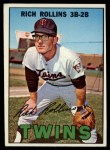 1967 Topps #98 ^COR^ Rich Rollins  Front Thumbnail