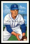 1952 Bowman REPRINT #89  Billy Hitchcock  Front Thumbnail