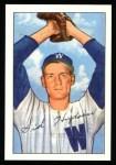 1952 Bowman Reprints #123  Sid Hudson  Front Thumbnail