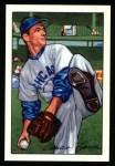1952 Bowman REPRINT #16  Omar Lown  Front Thumbnail