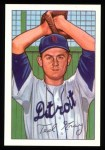 1952 Bowman REPRINT #199  Ted Gray  Front Thumbnail